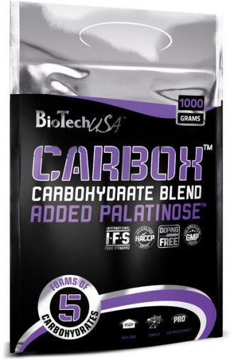 BioTech CARBO X 1000g