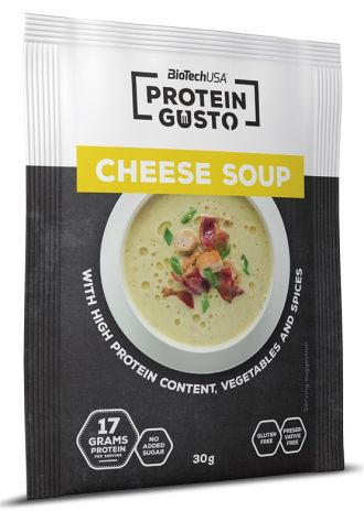 BioTech Protein Gusto Cheese Soup 30g