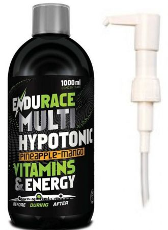 BioTech MULTI HYPOTONIC DRINK 1000ml + pumpa