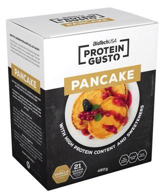 BioTech Protein Gusto Pancake 480g GLUTEN FREE