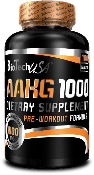 BioTech AAKG 1000 100caps