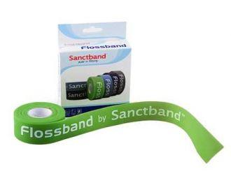 Flossband by Sanctband 2,5 cm, gyenge
