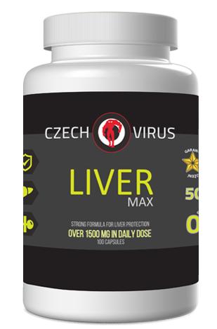 Czech Virus Liver MAX 100 cps