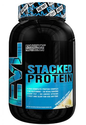 EVLution Nutrition Stacked Protein 4 lbs.