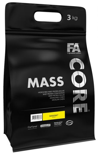 Fitness Authority MASS CORE