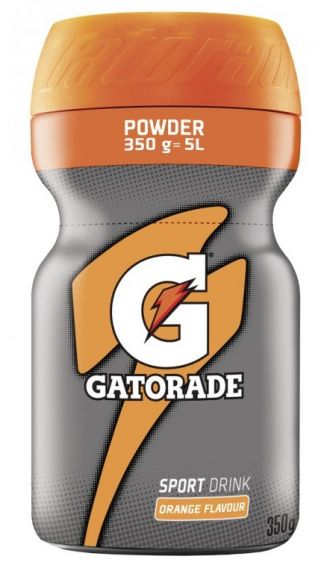 Előnézet - Gatorade Powder 350g + GATORADE 500ml