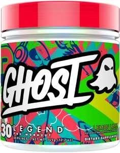 Ghost Legend 375g citrom/lime