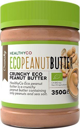 HealthyCo EKO Peanut Butter 350g sima