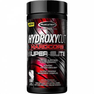 MUSCLETECH HYDROXYCUT HARDCORE SUPER ELITE