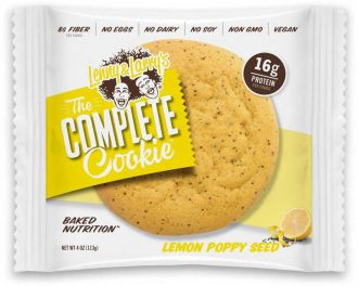 Lenny&Larry's Complete Cookie 113g lemon poppy seed