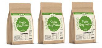 2x GreenFood Nutrition Probio Whey protein +  C vitamin + csipkekivonat GRATIS