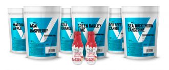 Vitalmax SUPERFOODS + 2x Topping