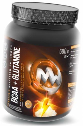 MaxxWin BCAA+Glutamine 500g