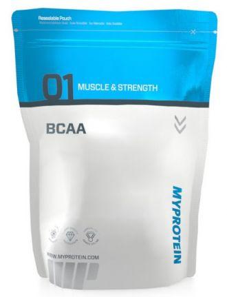 MyProtein BCAA 500g berry blast