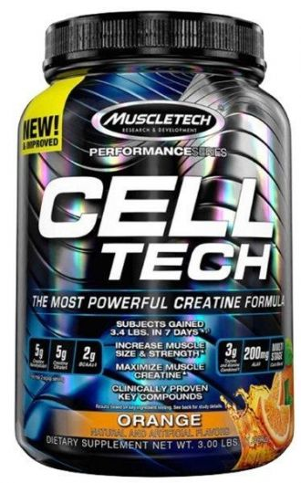 MUSCLETECH CELL-TECH PERFORMANCE 1400g