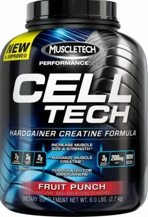Előnézet - MUSCLETECH CELL-TECH PERFORMANCE 2700g
