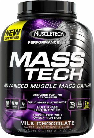 MUSCLETECH MASS TECH ADVANCED 3200g