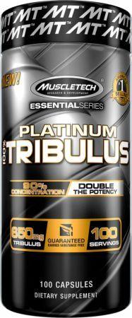 Muscletech Platinum 100% Tribulus 100cps