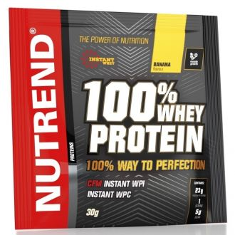 NUTREND 100% WHEY PROTEIN 20x30g