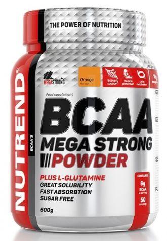 NUTREND BCAA MEGA STRONG POWDER 500g