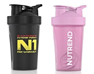 NUTREND Shaker 400 ml