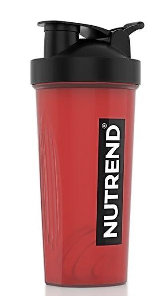 NUTREND Shaker 600 ml fekete