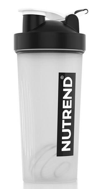 NUTREND Shaker 600 ml áttetsző