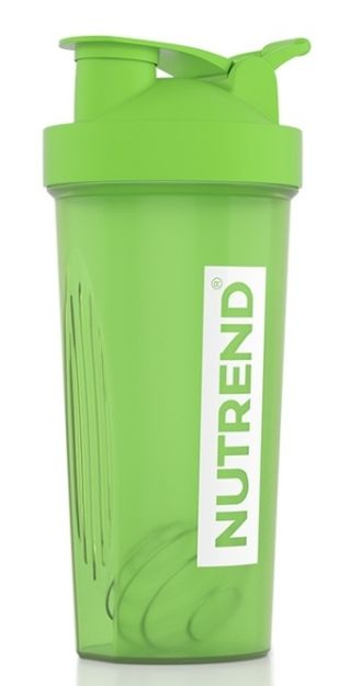 NUTREND Shaker 600 ml zöld