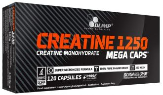 Olimp Creatine 1250, 120 kapszula