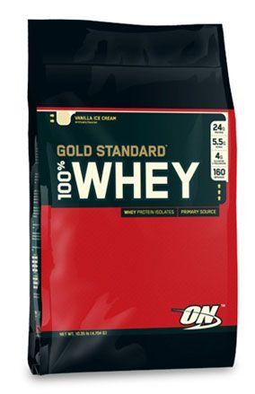 Optimum 100% WHEY GOLD STANDARD 450g