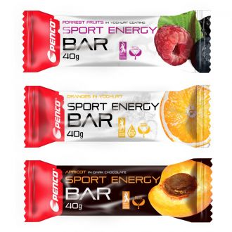 Penco SPORT ENERGY BAR 35g
