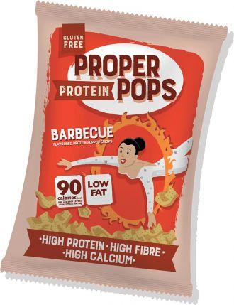 Proper Pops Proper Protein Pops 25g Barbecue