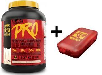 PVL MUTANT PRO + Shaker