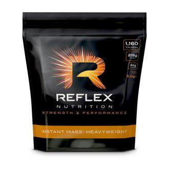 Reflex Instant Mass Heavy Weight 5,4kg vanilka + creapure creatin 500g