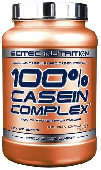 Scitec 100% Casein Complex 920 g