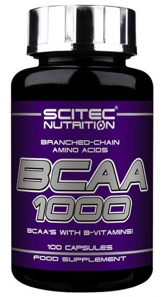 Scitec BCAA X 120