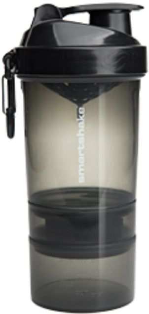 SmartShake OORIGINAL2GO SERIES 600ml Black