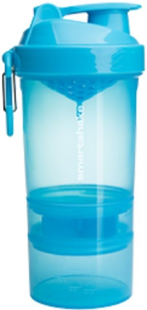 SmartShake OORIGINAL2GO SERIES 600ml blue