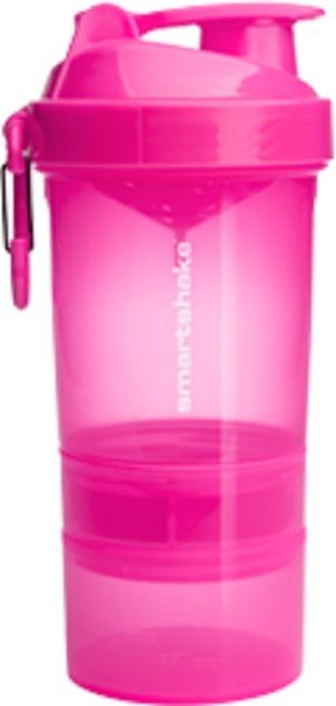SmartShake OORIGINAL2GO SERIES 600ml pink