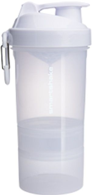 SmartShake OORIGINAL2GO SERIES 600ml white