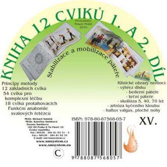 SM systém CD Zdravá záda