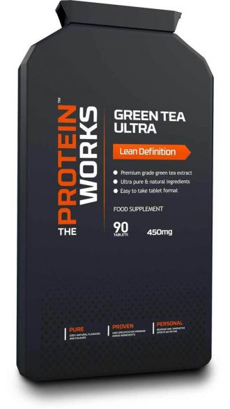 TPW Green Tea Ultra 90 kapslí