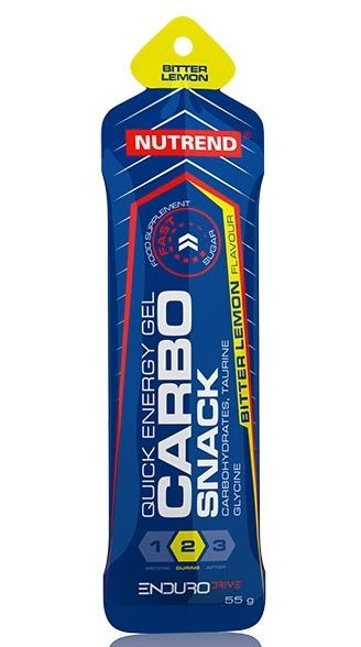 Nutrend CARBOSNACK 55g NEW