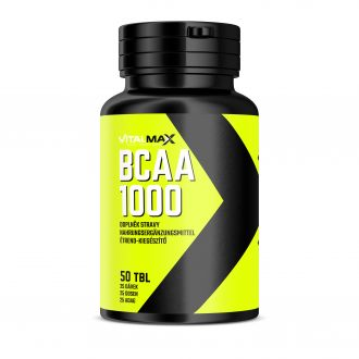 Vitalmax BCAA 1000 50 kapszula
