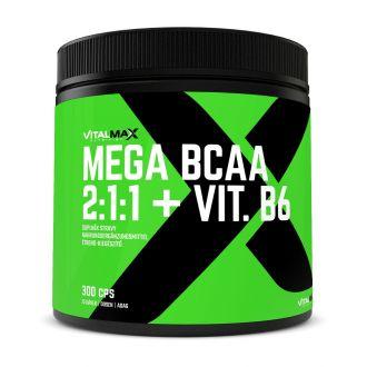 Vitalmax MEGA BCAA 2:1:1 + vit B6