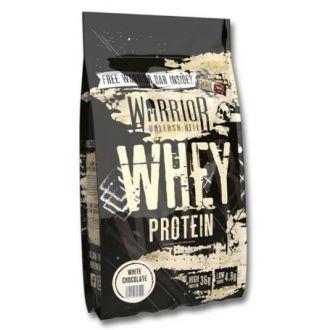 Warrior Whey Protein + Creatine Micronised Gratis