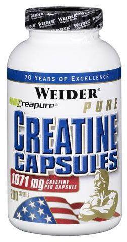 Weider Pure Creatin 200cps
