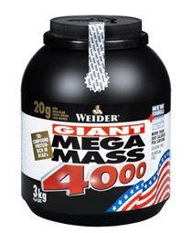 Weider Mega Mass 4000 / 3kg