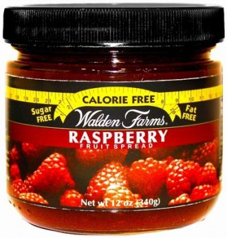 Walden Farms Fruit Spreads Raspberry 340g