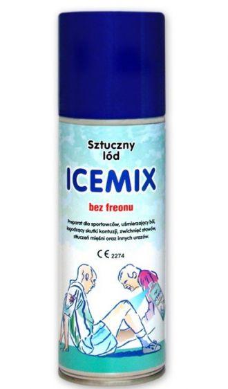 ICEMIX hűsítő spray 400 ml